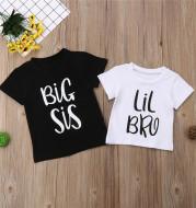 Children's printed T-shirt