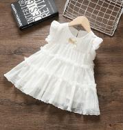 Summer dress baby child princess skirt