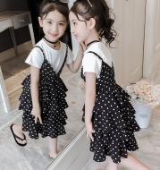 Summer dress girl children dress skirt