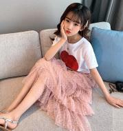 Girls summer dress skirt