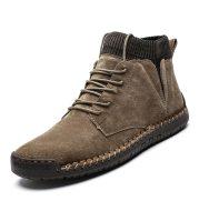 Men's Martin boots winter cotton