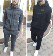 Two-piece sports and leisure set