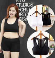 Women's I-shaped vest sports bra