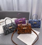 Snake bag handbag
