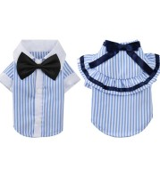 Breathable spring and summer pet clothing