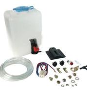 12V Car windshield cleaning pot cleaning bottle kit