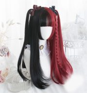 Lolita women's ponytail wig