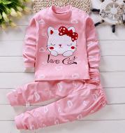 Children''s underwear suit pure cotton based infant pajamas
