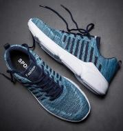 Mesh breathable sports men's shoes