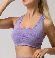 Sports bra running shockproof fitness professional