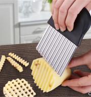 Household fancy strip cutter