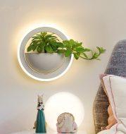 Modern minimalist wall light