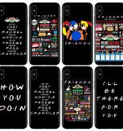 Six-person Friends mobile phone case