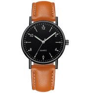 Luminous watch quartz wristwatch