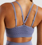 Sports bra breathable without steel ring