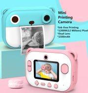 Cartoon mini children camera
