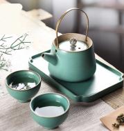 Lifting pot tea set tea cup set tea set