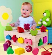 Shape matching building blocks