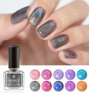 Born PRETTY2021 laser glitter nail polish