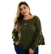 Autumn and winter sweater bottoming shirt