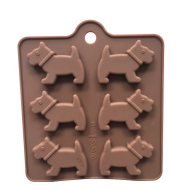 Puppy Chocolate Mold Biscuit Mould