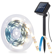 Solar Lights Strip with 90LED