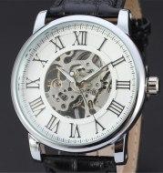 Men's hollow automatic mechanical watch