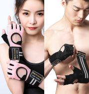 Sports dumbbell Half Finger sports gloves