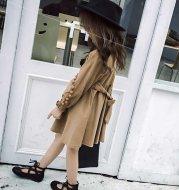 Autumn Baby Girl Velvet Dress for Girls