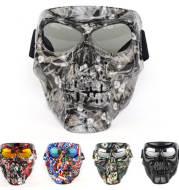 Skull ghost mask