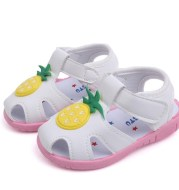 Boys' and girls' baby walking shoes