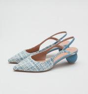 Women's high-heeled sandals