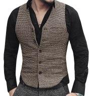 Wool vintage vest
