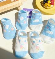 tide shallow softnon slip silicone invisible sockss