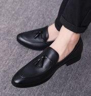 Men's low-top business shoes