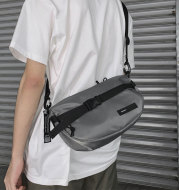Tooling style nylon cloth small backpack
