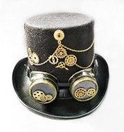 Gear goggles jazz hat