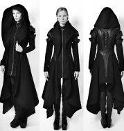 Plus size women's long sleeve zipper slim fit jacket