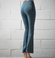 Yoga trumpet pants
