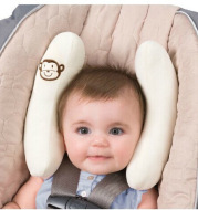 Baby head shaped pillow banana pillow