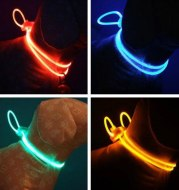 Dog strap pendant luminous collar