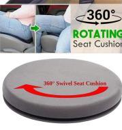 Car anti-skid rotating cushion