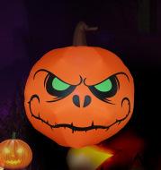 Halloween Pumpkin Inflatable Model