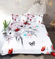 Flying dream catcher four-piece home textile