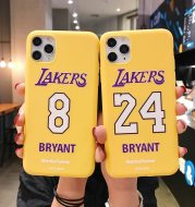 Simple jersey phone case