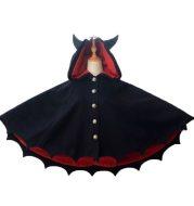 Demon Ear Bat Cloak