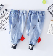 Stretch jeans color