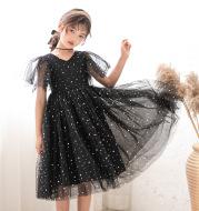 Mesh dress girls