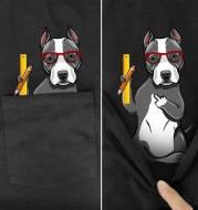 2D printed short sleeves