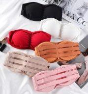 Strapless underwear
